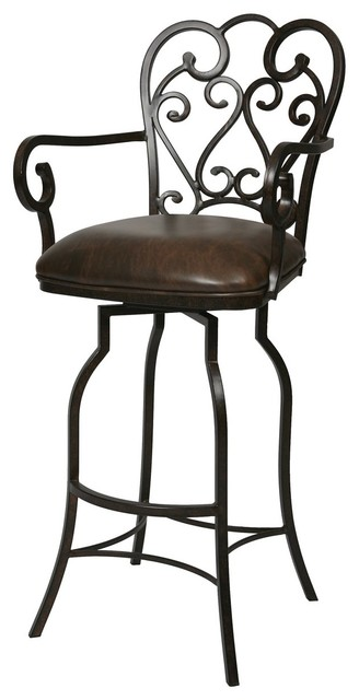 Pastel Furniture Magnolia Traditional Accent Chair X 946