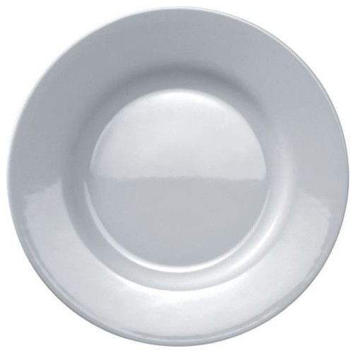 Platebowlcup side plate set of 4 by alessi modern - Alessi dinnerware sets ...