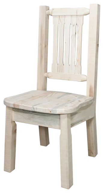 Dining Side Chair Rustic Dining Chairs By ShopLadder