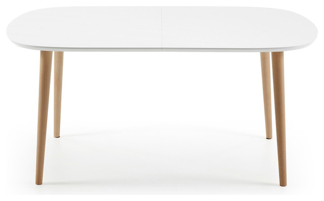 Table salle a manger scandinave for Table salle manger extensible