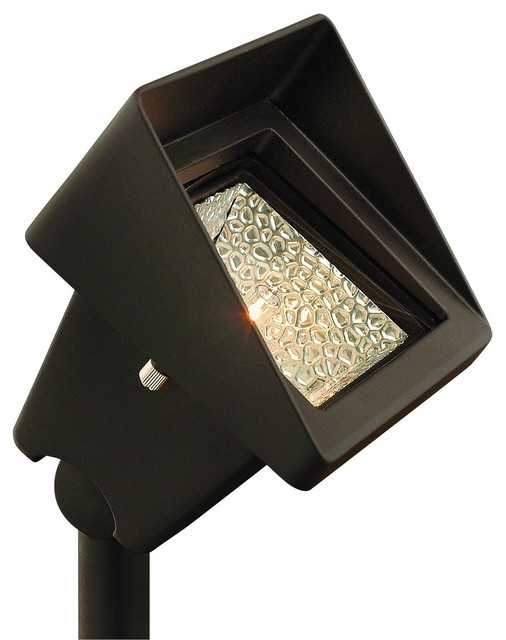 1520 Bronze Flood Light Contemporary Outdoor Flood And Spot Lights By 1