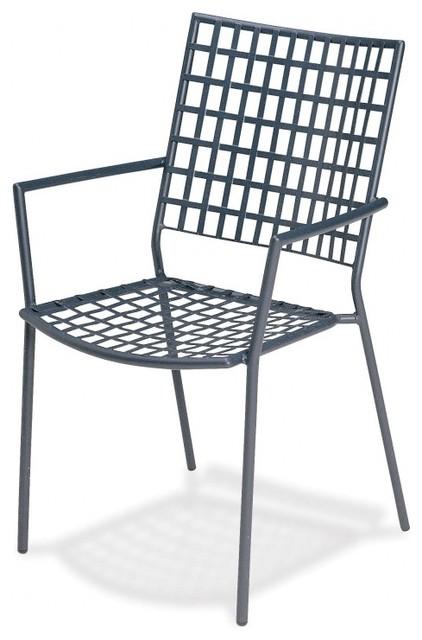 Gartenmobel Lounge Poco : Veranda GartenArmlehnstuhl  BauhausLook  Outdoor & Gartenmöbel