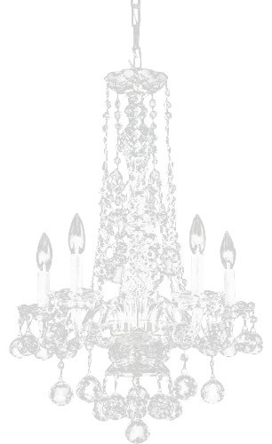 Murano Venetian Style Crystal Chandelier Traditional Chandeliers