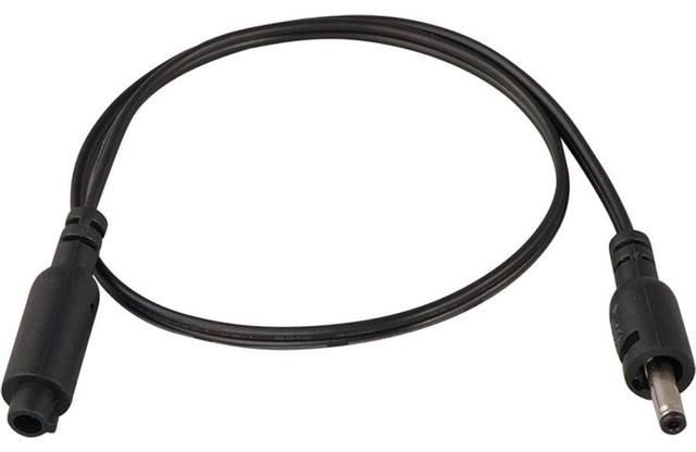 "Maxim Lighting CounterMax MX-LD-D 12"" Extension Cord in Black - 53868BK - Industrial - Lighting ..."
