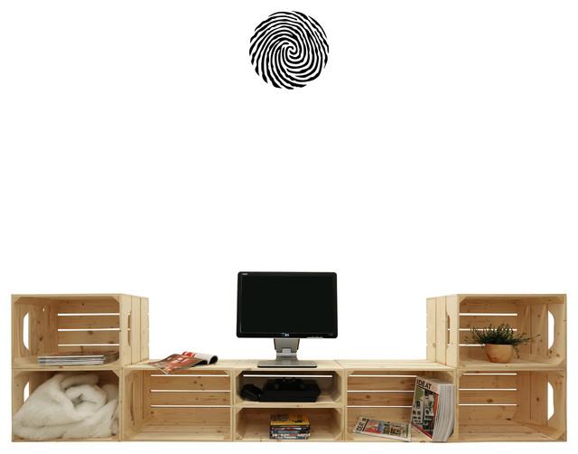meuble tv dvd et jeux vid os industriel solution m dia et meuble tv other metro par. Black Bedroom Furniture Sets. Home Design Ideas