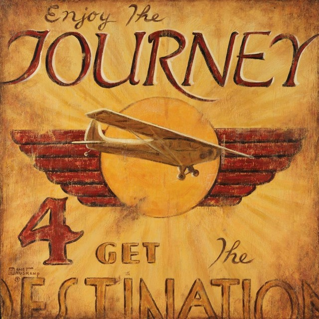 enjoy the journey wall mural contemporary wall stickers contemporary wall decal wall stencils vinyl wall