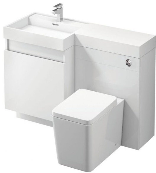 Space savers modern-bathroom-vanities-and-sink-consoles