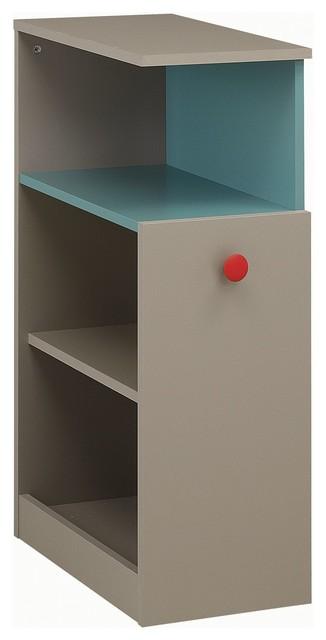 Calisson petite biblioth que contemporain biblioth que enfant par alin a mobilier d co for Petite bibliotheque enfant
