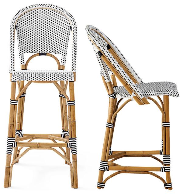 Serena Amp Lily Riviera Stools Modern Furniture