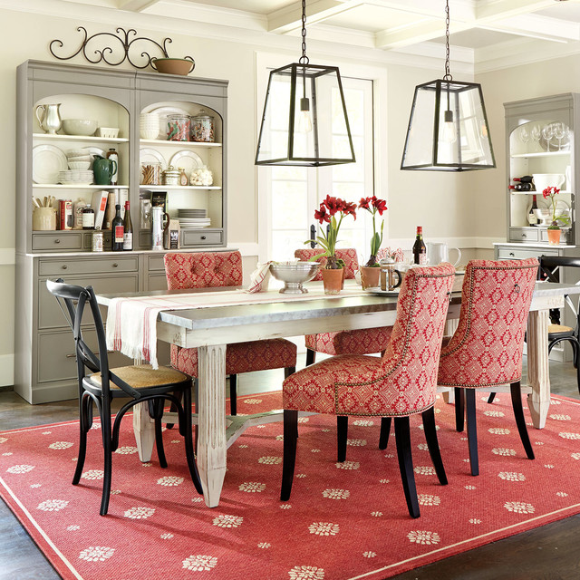Holiday 2014 contemporary dining room atlanta by for Ballard designs dining room
