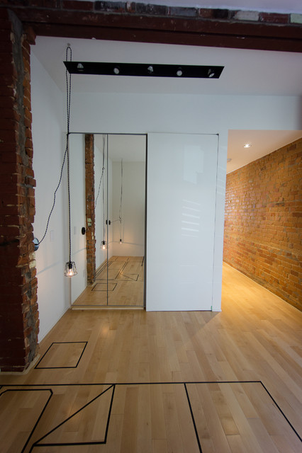Queen and dovercourt contemporary toronto av for Design consulting toronto
