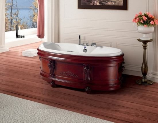 deep whirlpool soft tub sb 607 asian other metro by. Black Bedroom Furniture Sets. Home Design Ideas