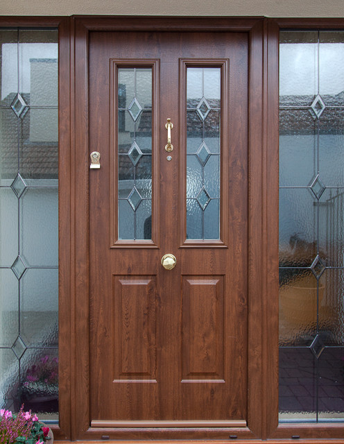 Front Doors Contemporary Dublin By Mc Mahon And