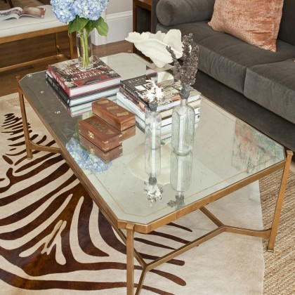 London Coffee Table Transitional Coffee Tables San Francisco By Mack
