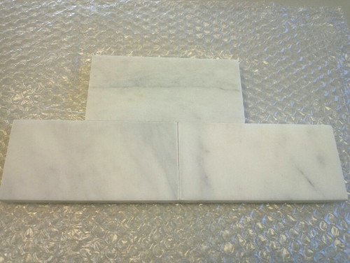 Carrara marble in master bath pros and cons for Marble in shower pros and cons
