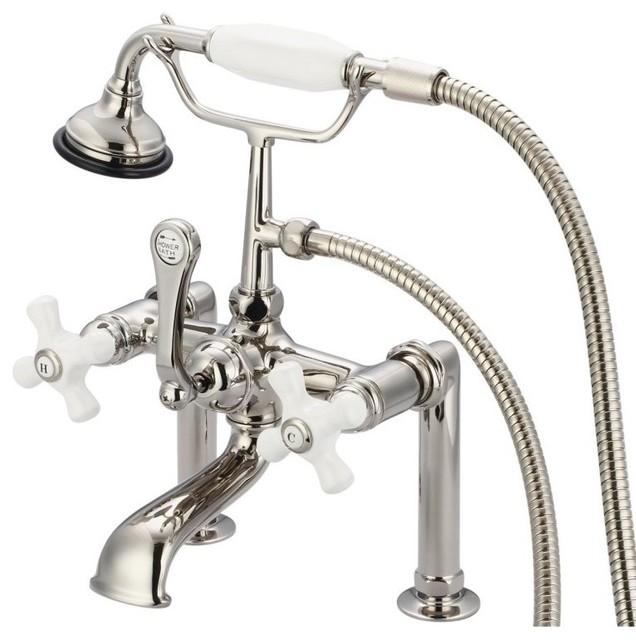Vintage Bathtub Faucets Vintage Classic Deck Mount Tub Faucet W Handshower