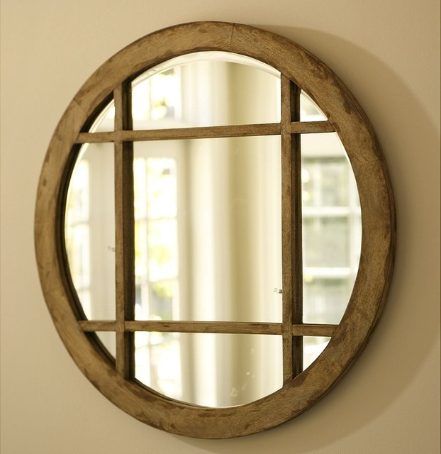 Camille Mirror Pottery Barn Eclectic Wall Mirrors