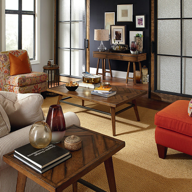 Living Room Smart Furniture Industrial Coffee Tables