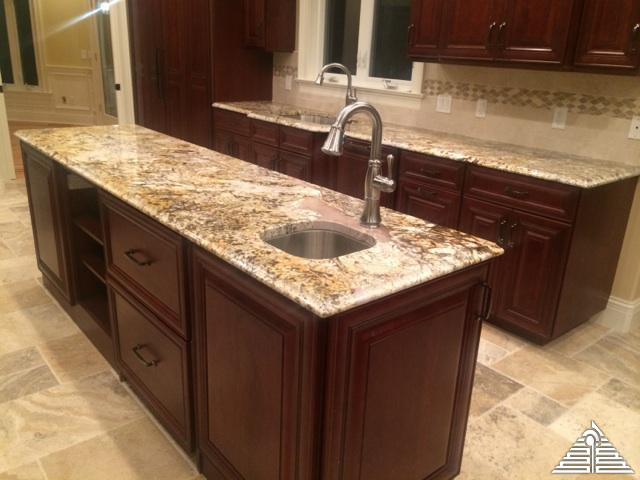 Countertop Nyc : ... - Traditional - Kitchen Countertops - new york - by The Granite City