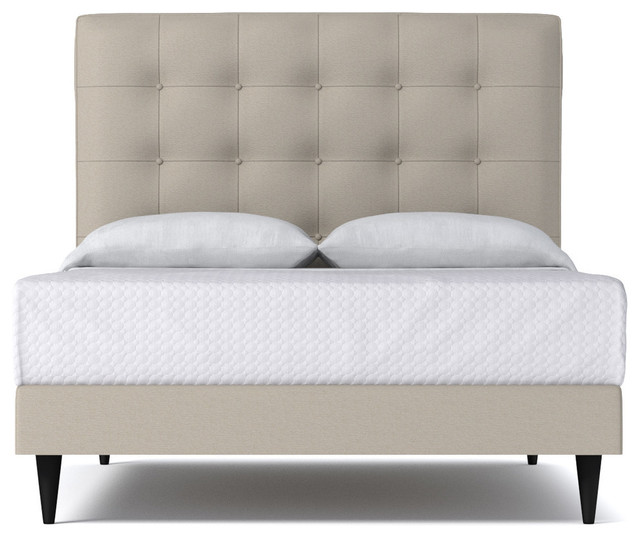 Palmer Drive Upholstered Bed From Kyle Schuneman Woven Beach Woven