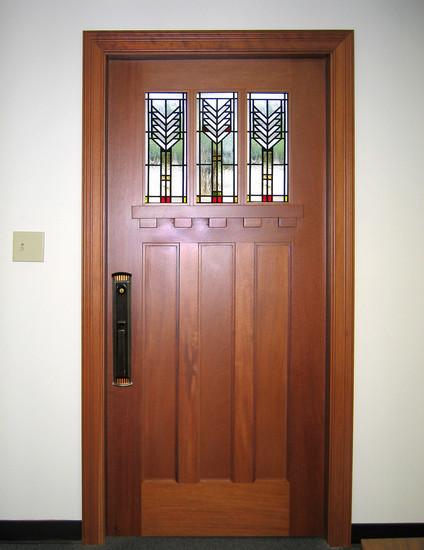 Craftsman Doors Traditional Front Doors Other Metro