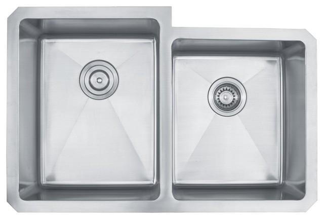 ... Stainless Steel Kitchen Sink KHU105-32 - Modern - Kitchen Sinks - new