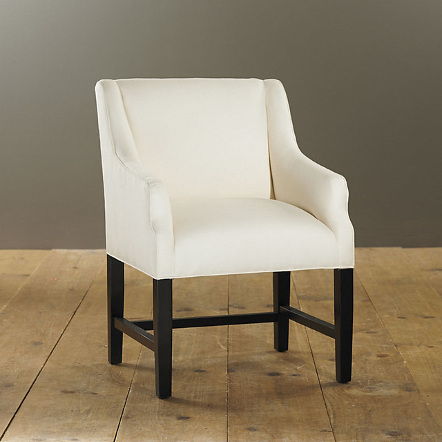 Marcello Upholstered Dining Chair Contemporary Dining Chairs By