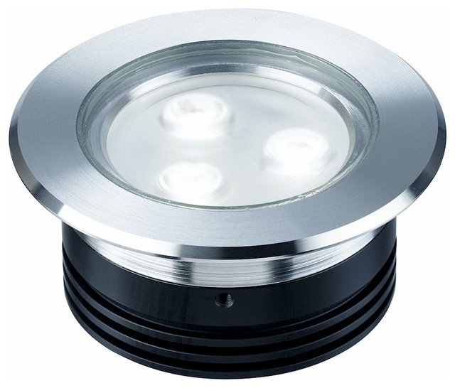 Ld52 very low depth triple led uplight contemporary for Very modern lighting
