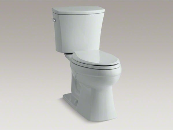 Kohler Toilets Uk : ... two-piece elongated 1.28 gpf toilet with Aqu contemporary-toilets