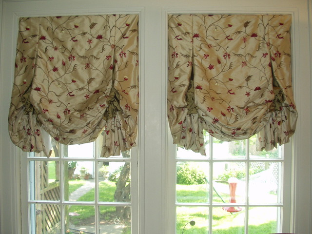 London shades by JMittman Designs - Traditional - Window Treatments - columbus - by JMittman Designs