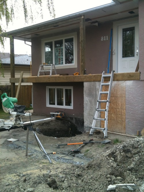 Home interior and exterior renovation in calgary alberta Exterior home renovations calgary