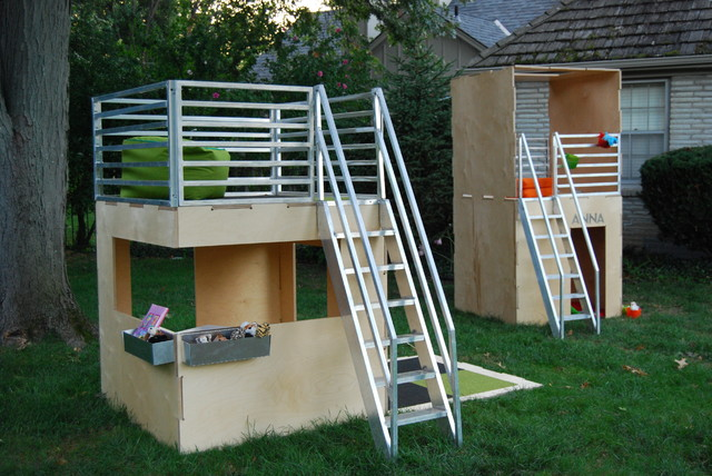 Play Modern Playhouses Modern Kids Toys And Games