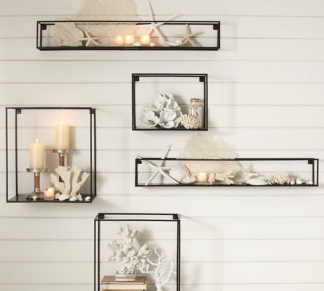 Cube Display Shelves - Contemporary - Display And Wall Shelves ...