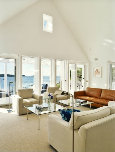 a house by the sea in maine portland maine av jacobsen security experts home