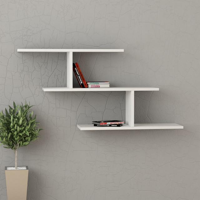 Contemporary Wall Shelves Decorative: Display & Wall