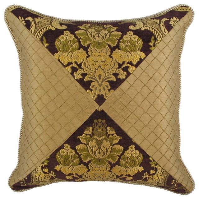 Austin Horn Classics Elizabeth Pillow - Victorian - Decorative Pillows - by Sherry Kline, Austin ...