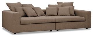 canap lit sofa tapiss sable joyce contemporain canap lit convertible et banquette. Black Bedroom Furniture Sets. Home Design Ideas