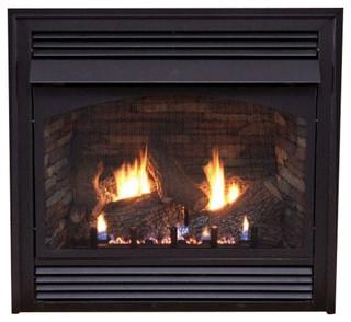 "Premium 36"" Vent Free Millivolt Control Natural Gas"