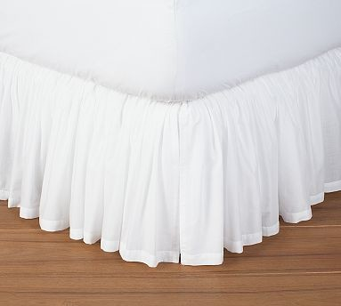 Hotel Luxury Collection Series 16 Inch Drop Length (Twin, White) Bed Skirt with Box Pleats and Split Corners - Brushed Microfiber Wrinkle & Fade Resistant By Universal Bedding. by Universal Bedding. $ $ 26 FREE Shipping on eligible orders. Only 8 left in stock - order soon.