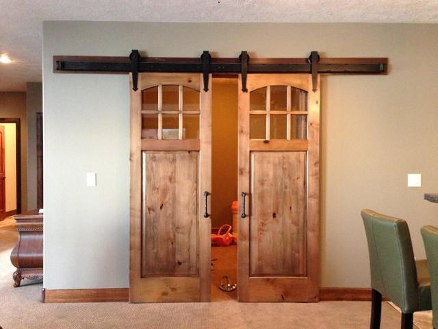 Barn Door Rustic Windows And Doors Other By Dakota