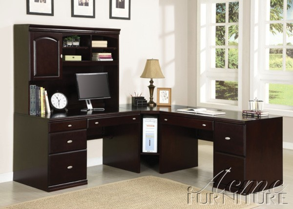computer desk with filing cabinet 3