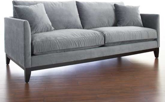 Roderick Sofa - Modern - Sofas - by Plummers Furniture