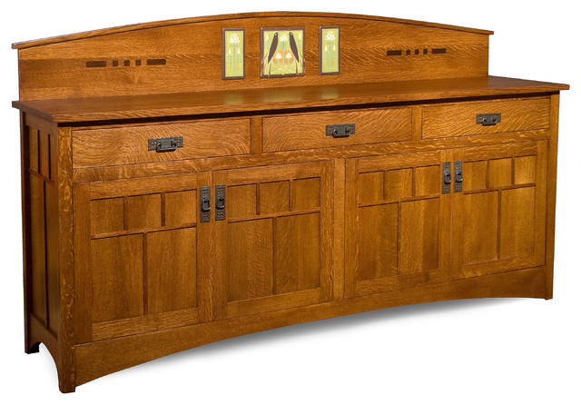 Dining Room - Contemporary - Buffets And Sideboards - chicago - by Center of the World Woodshop