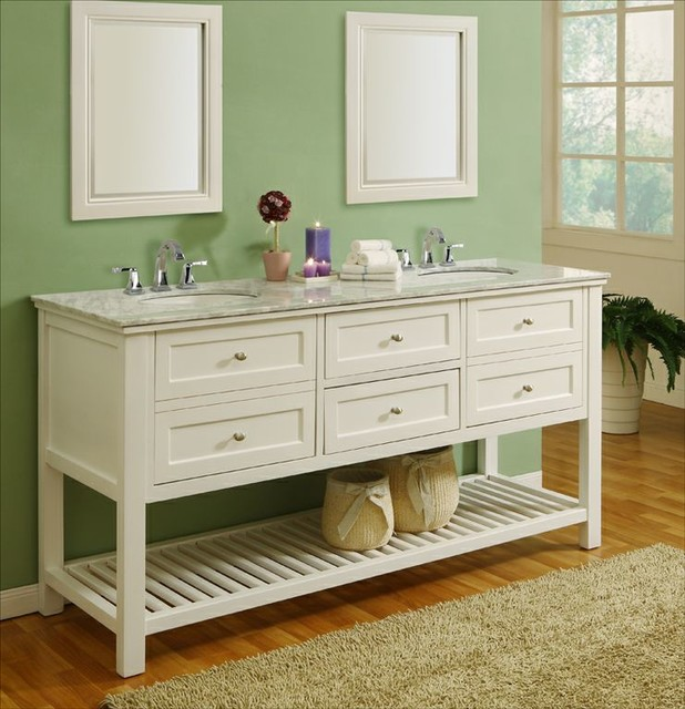 Vintage bathroom vanities traditional bathroom vanities and sink consoles los angeles by for Antique bathroom vanity units