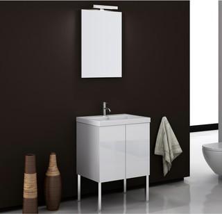 24 inch bathroom vanity set contemporary bathroom vanities and