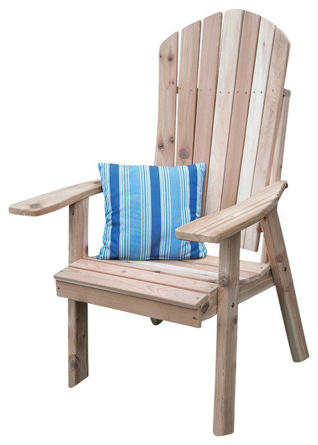 18 Top Living Accents Folding Adirondack Chair