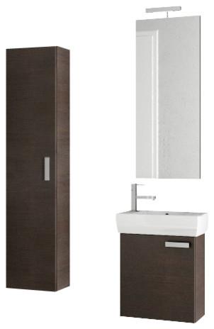inch wenge bathroom vanity set modern bathroom vanities and sink