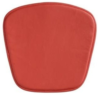 zuo modern mesh wire bar wire chair cushion red 188006 modern seat cushions by ultimate patio. Black Bedroom Furniture Sets. Home Design Ideas