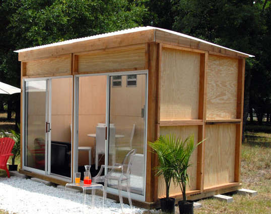 prefab shed office. Space On Their Property Is To Consider A Prefabricated Building Such As The Small Studio Pictured Here, Designed By Australian Company Backyard Room. Prefab Shed Office
