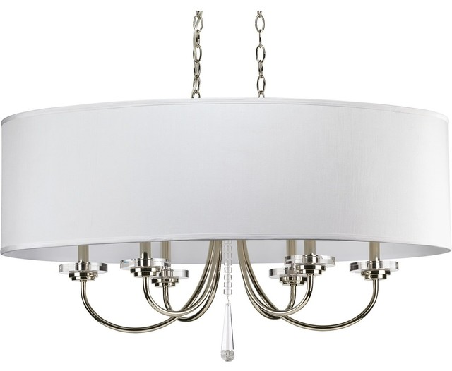 Thomasville lighting nisse contemporary oval chandelier x for Thomasville lights